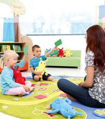 Universal Preschool<br/>Course